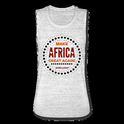 Débardeur Make Africa Femme