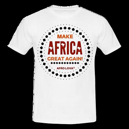 T-shirt Make Africa