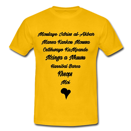 T-shirt Roi