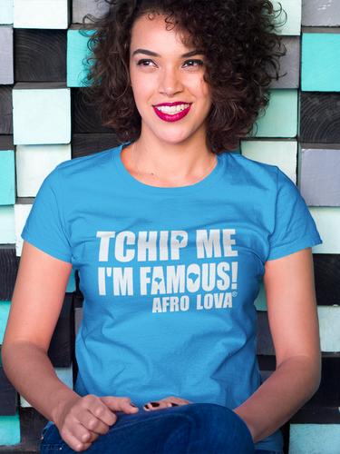 T-shirt Femme Tchip me