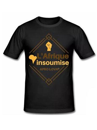 Tshirt Afrique Insoumise
