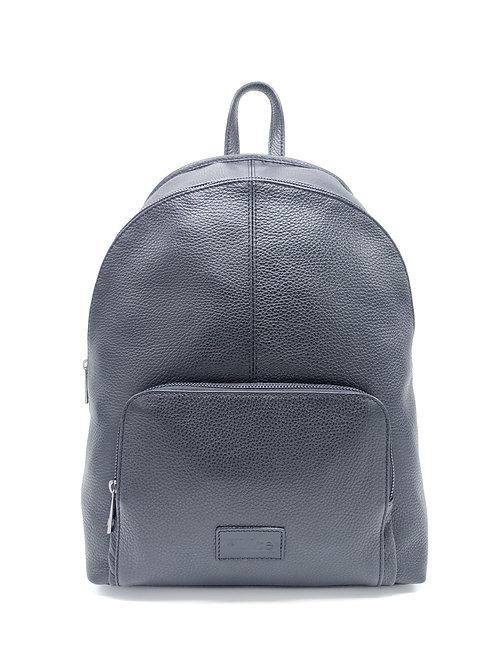 Tumbled leather backpack - rucksack art. 293
