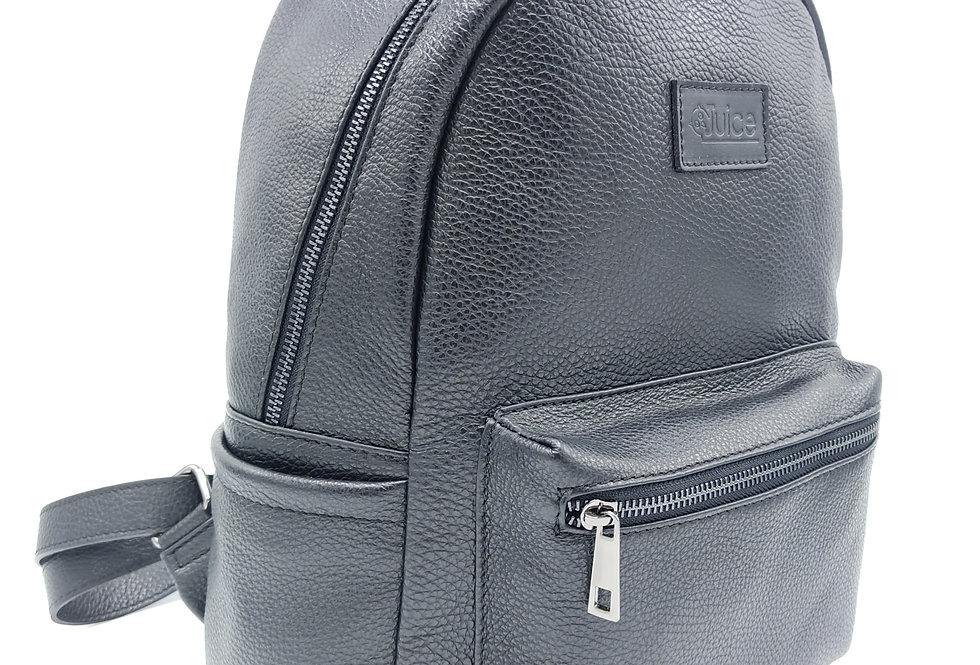 Tumbled leather backpack art. 292