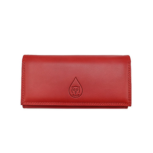 Soft leather wallet art. 9663-G105