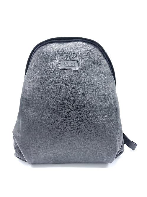 Tumbled leather backpack - rucksack art. 294