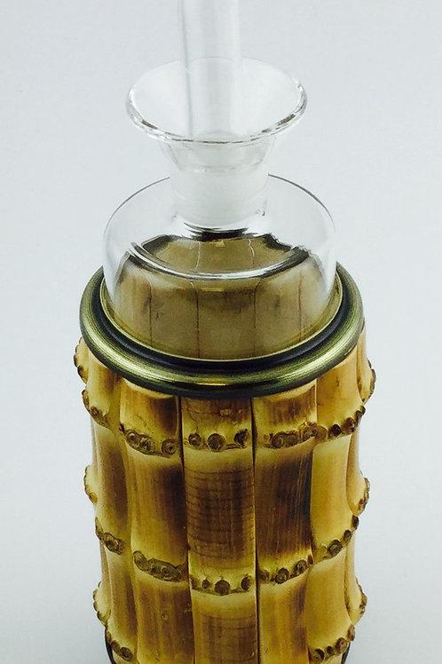 Vinegar Bottle Bamboo Root