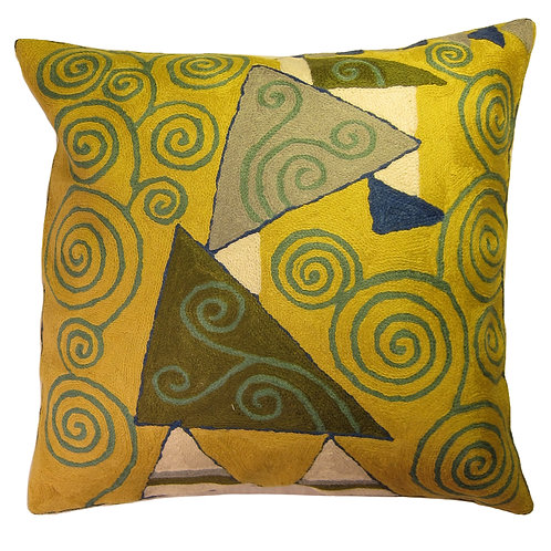 Pillow Covers in Wool Square 46x46cm
