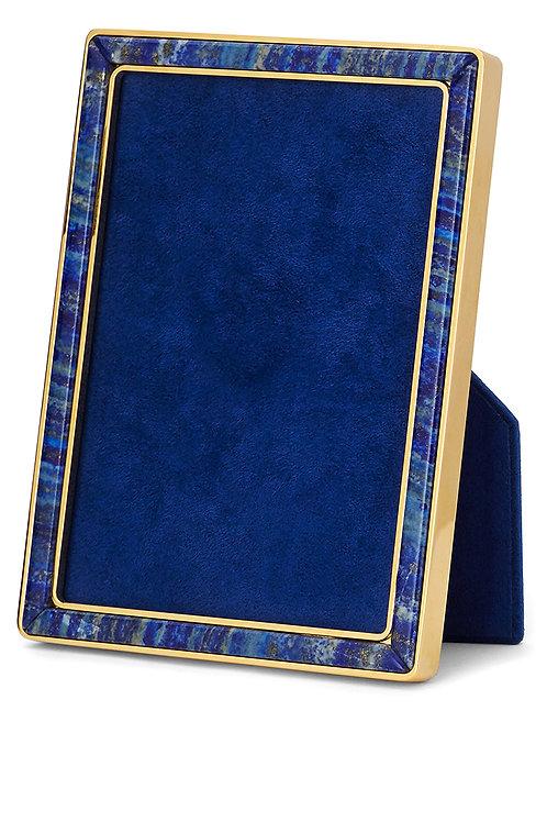 Frame in Lapis Lazuli