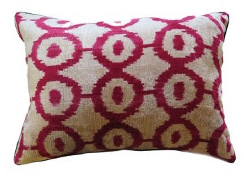 Cushion Velvet One Side 40x50cm