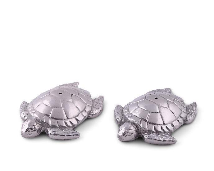 Salt and Pepper Sea Turtle
