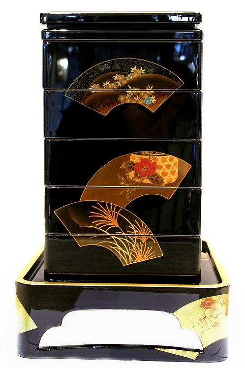 Japanese Lacquer Bento Box