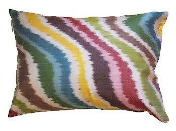 Cushion Ikat One Side 40x50cm