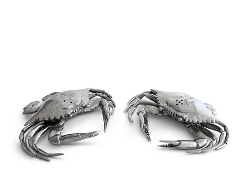 Salt and pepper  Blue crab