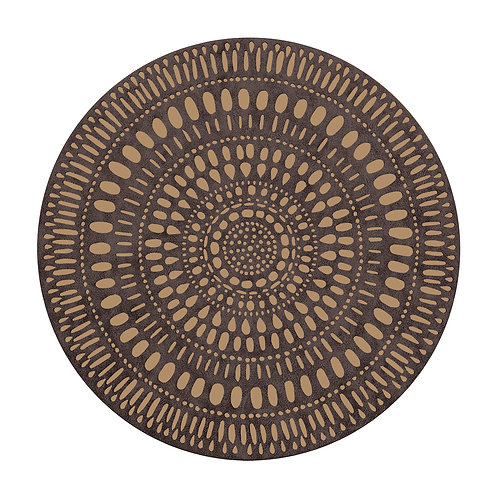 Placemat Mandala (set of 8 persons)