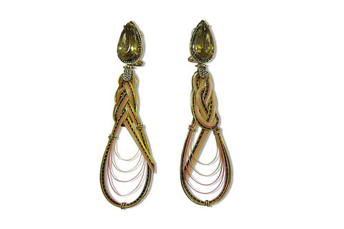 Silvia Furmanovich Knot Earrings