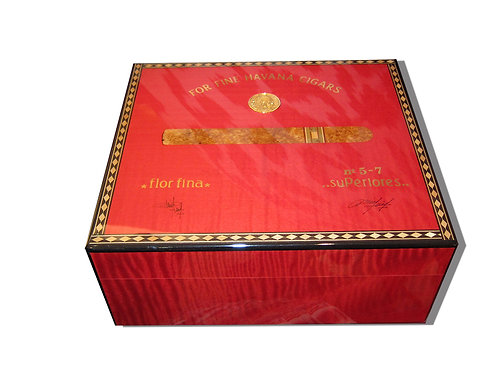 Cigar Box Elie Bleu 50 Cigars