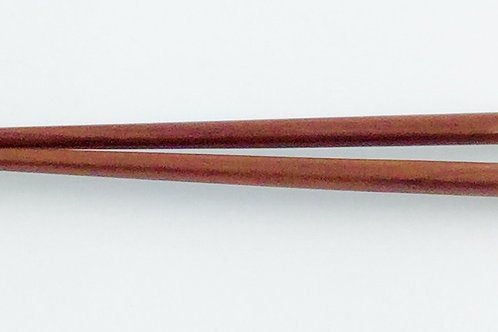 Chopsticks & Checker Board Inlay (set of 2 pieces)