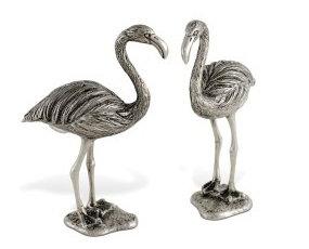 Salt and Pepper Flamingo