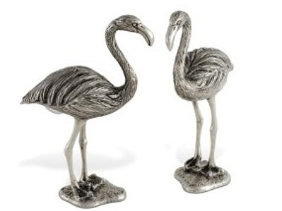 Salt and Pepper Flamingo