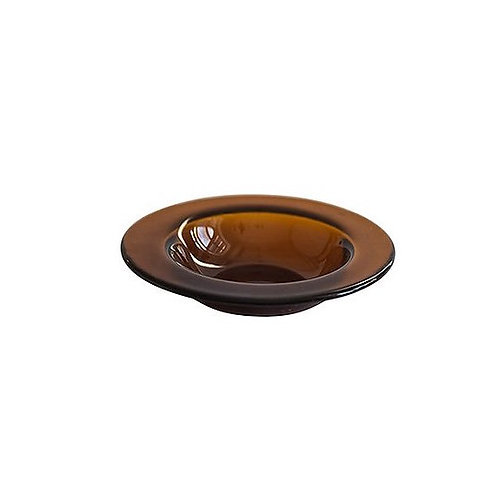 Bowl in Glass Amber (Set of 6)
