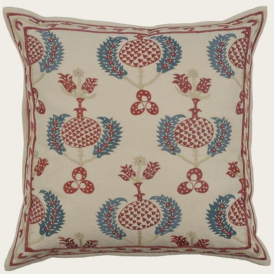 Cushion handembroidered