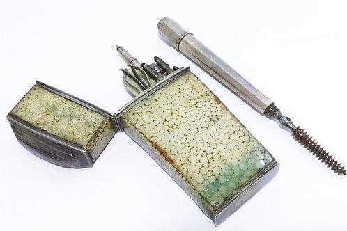 Antique Shagreen Case 18th