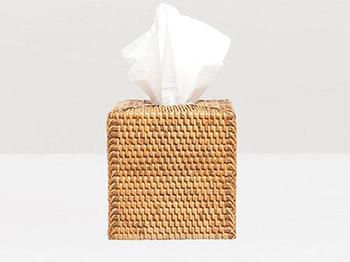 Tissue Box Brown