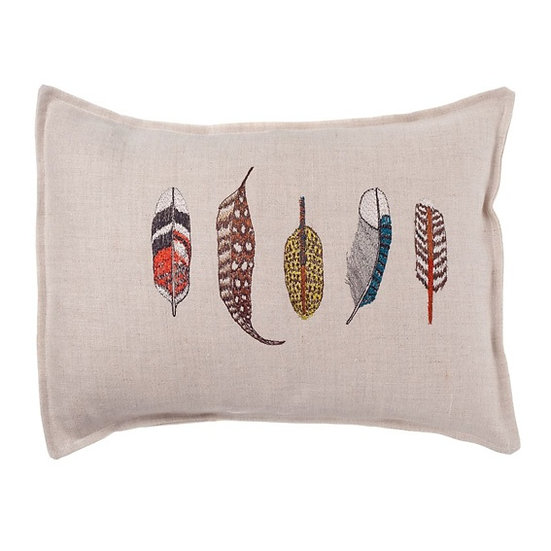 Pillow  Small Feather