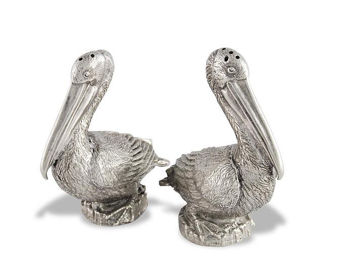 Salt and Pepper Pelican