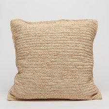 JASPER Pillow Raffia Woven 18x18