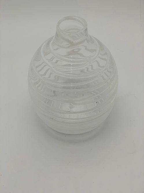 Vase blown glass