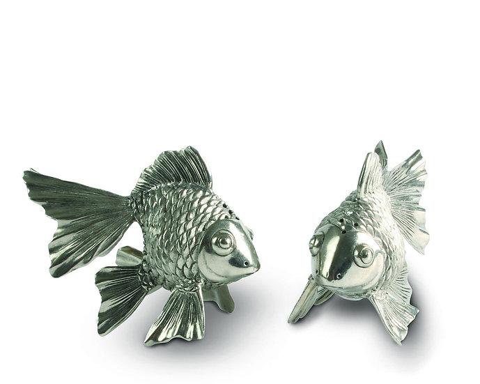 Salt and pepper Ocean Fish