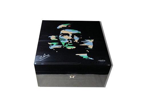 Cigar Box Elie Bleu Che Guevara 75 Cigars