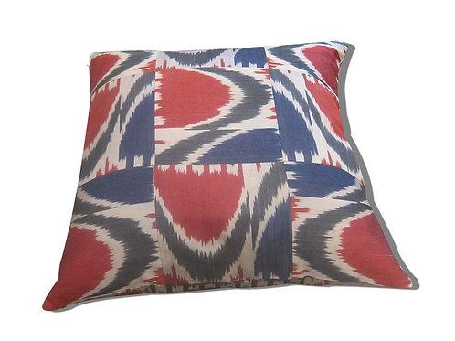 Cushion Ikat 53x53cm