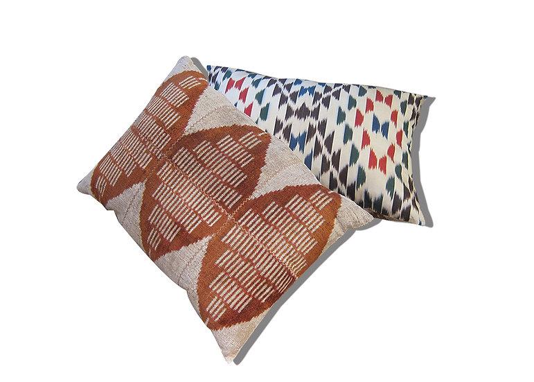 Cushion Ikat 65x50cm