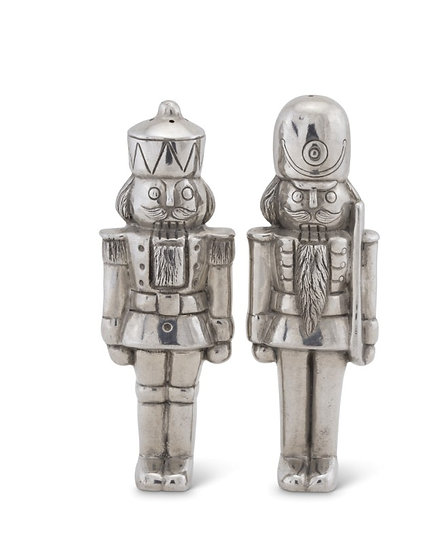 Salt and Pepper Nutcrackers