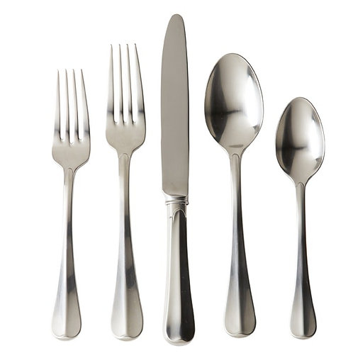 Set of 5-Piece Flatware (Set for 6 persons)