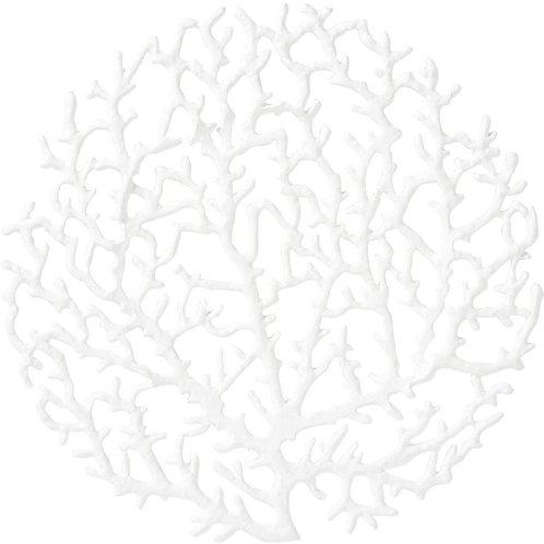 Placemat Coral White (12 pcs)