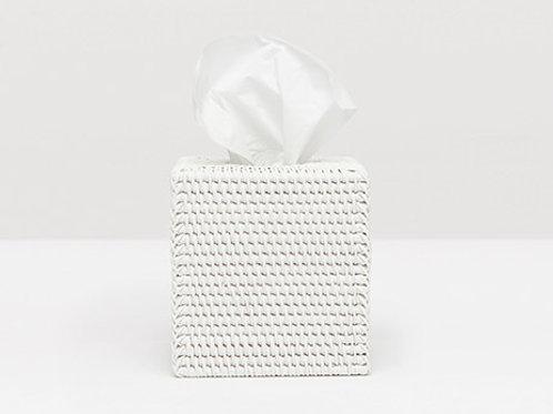 Tissue Box White