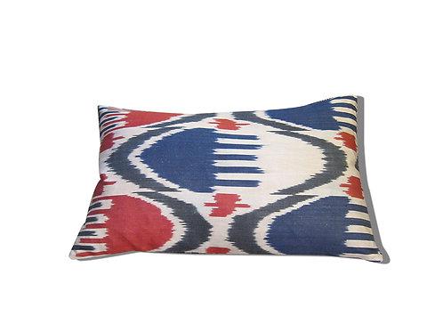 Cushion Ikat 53x35cm