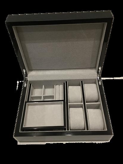 Jewelry Box in Carbon Fiber