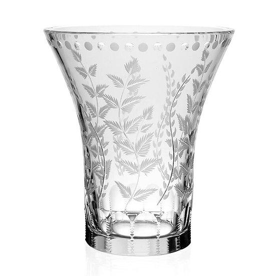 Vase in crystal