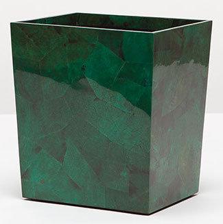 Wastebasket Emerald 27cm