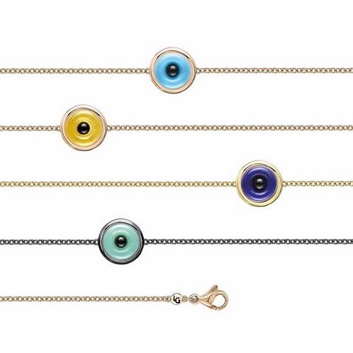 Evil Eye Bracelet by Lily Gabriella