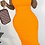 Thumbnail: Moii Lace Up Dress