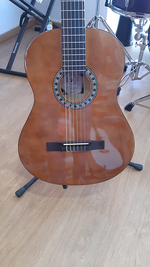 Guitare électro-classique Skylark Maron