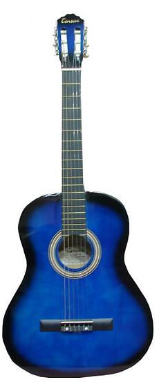 Guitare Classique d'étude- Bleu 4/4
