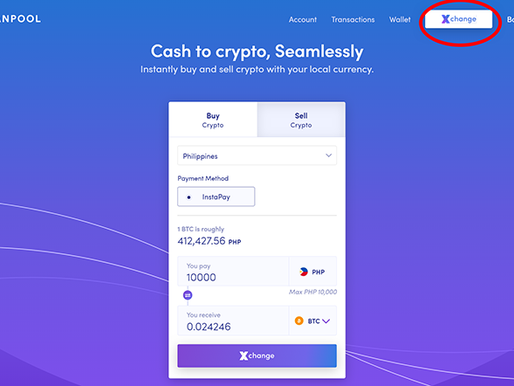 How To Buy Bitcoin In the Philippines Instantly With InstaPay