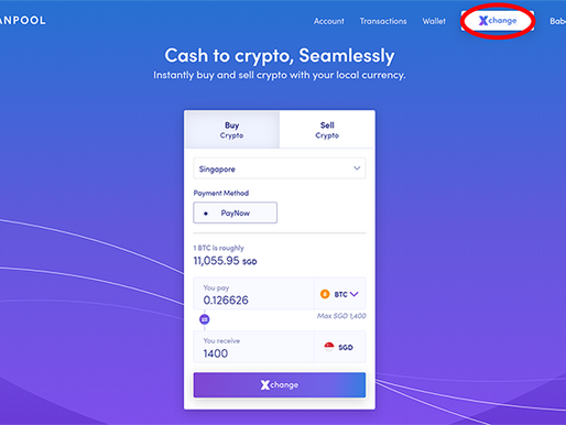 How To Sell Bitcoin In Singapore Instantly With PayNow