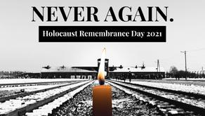 International Holocaust Remembrance Day 2021